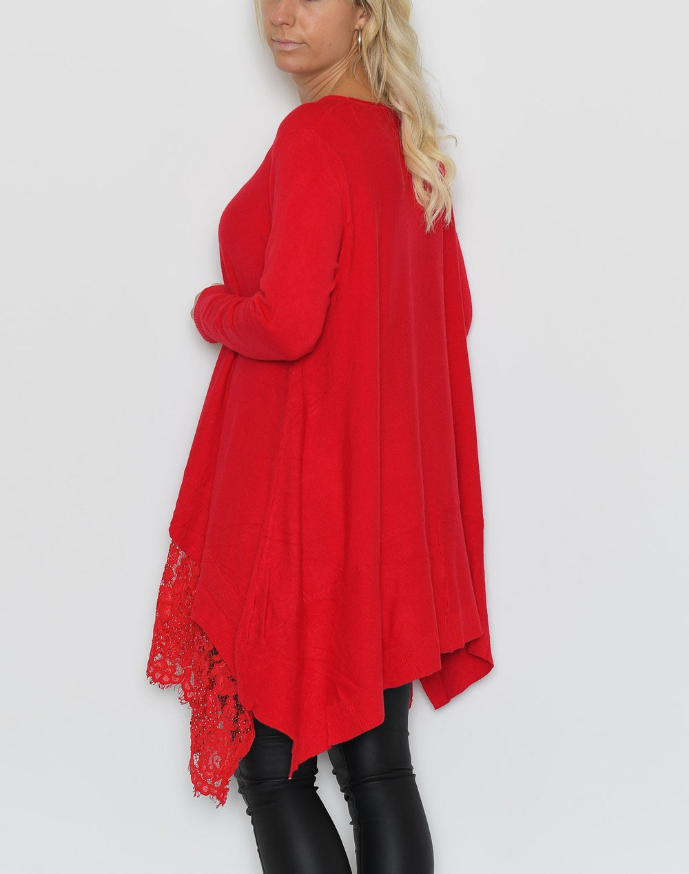 Paulina dress red - Online-Mode