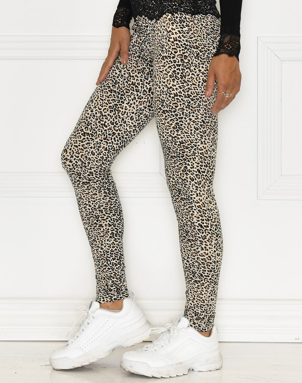 Prepair Andrea leggings leopard - Online-Mode
