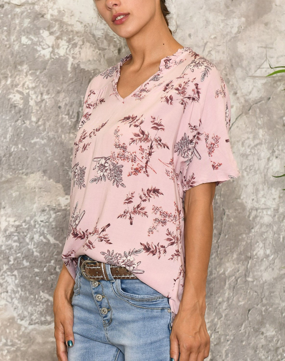 Prepair Cherry bluse rosa - Online-Mode
