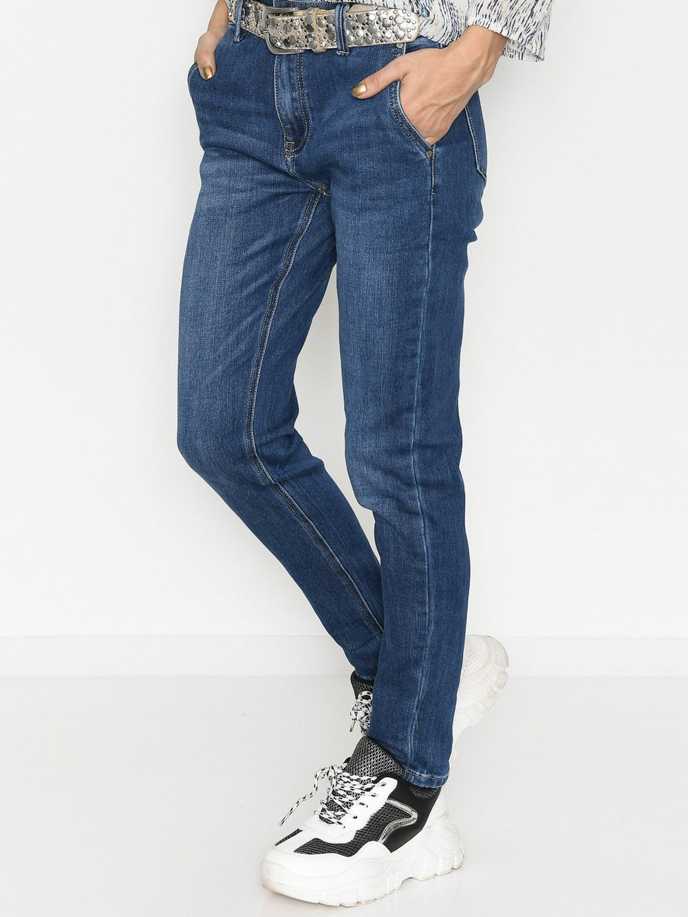 Prepair Hailey pants blue - Online-Mode