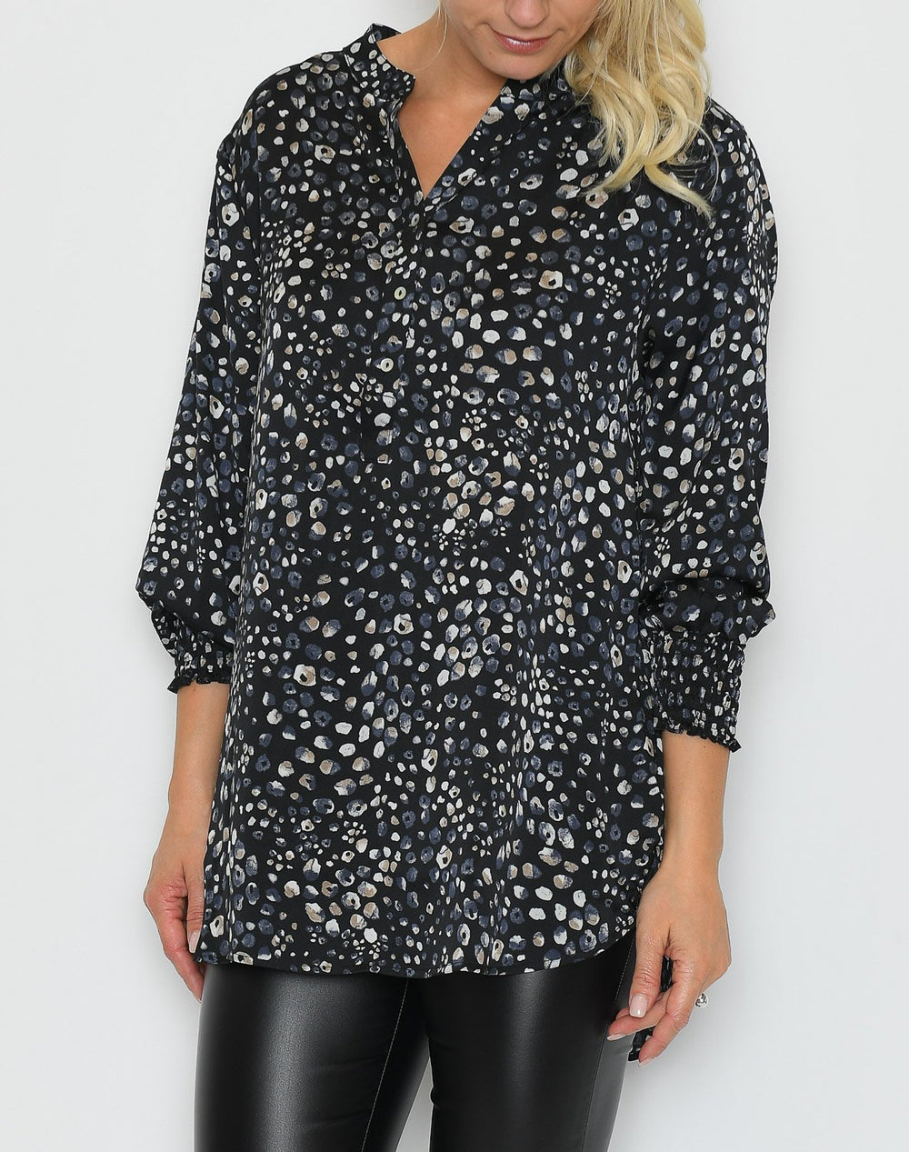 Prepair Lua shirt black - Online-Mode