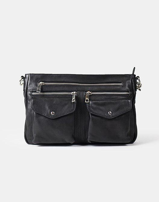 RE:Designed Edna bag black - Online-Mode