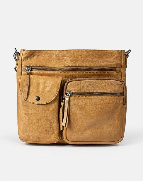 RE:Designed Gabrielle bag tan - Online-Mode