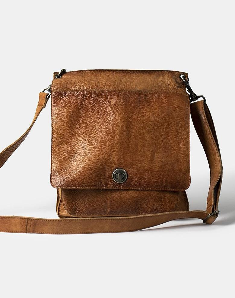 RE:Designed Lenvik urban bag burned tan - Online-Mode