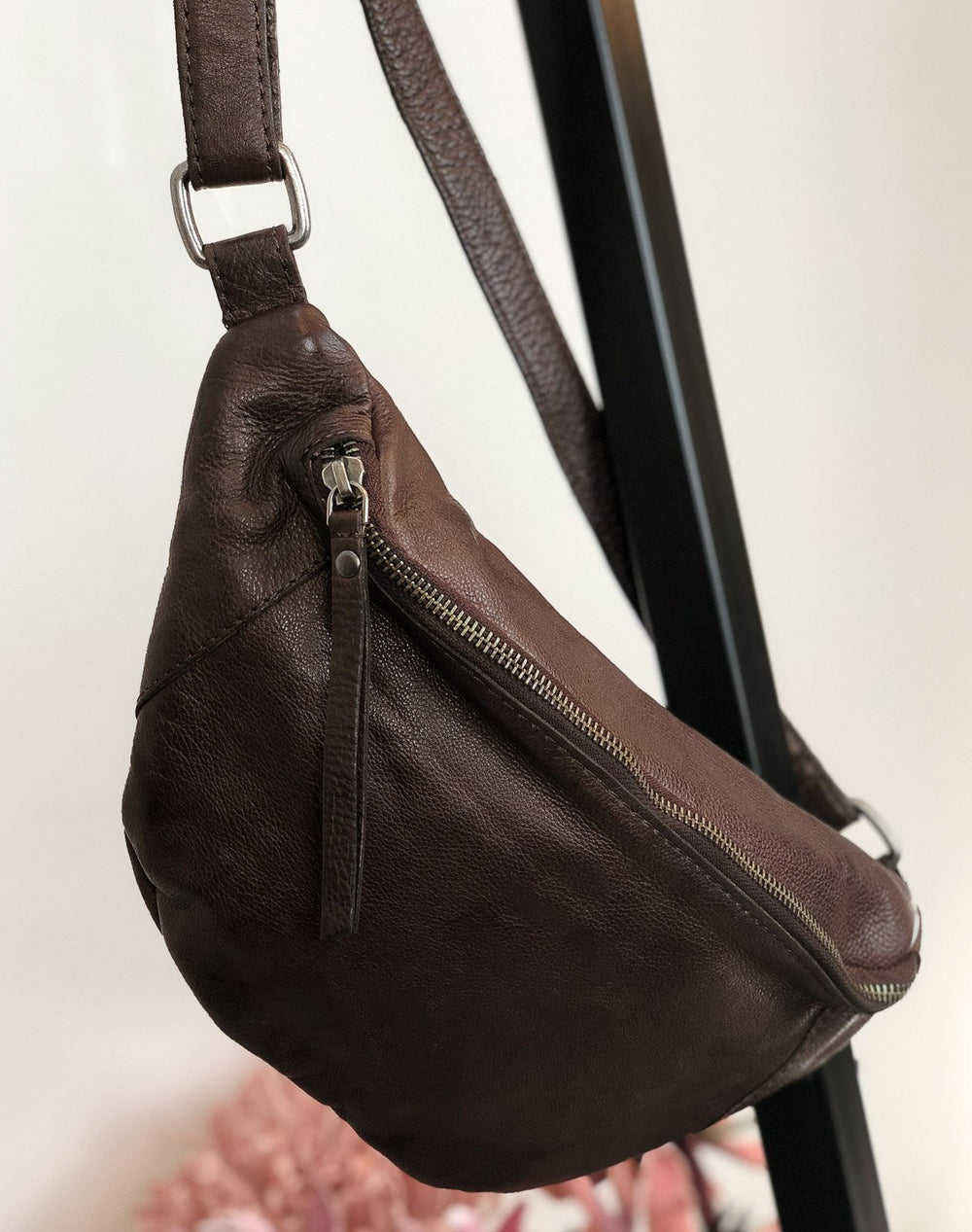RE:Designed Mette bumbag dark brown - Online-Mode