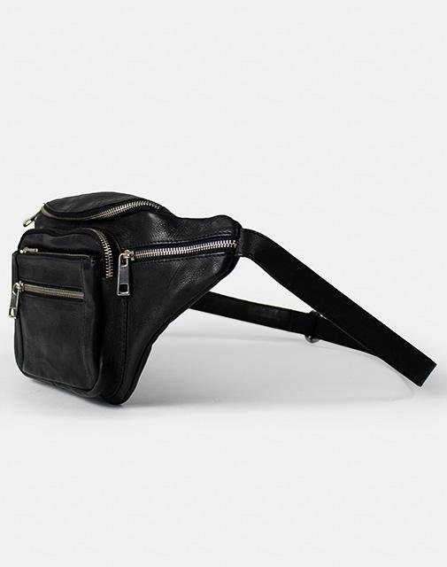 RE:Designed Riku bumbag black - Online-Mode
