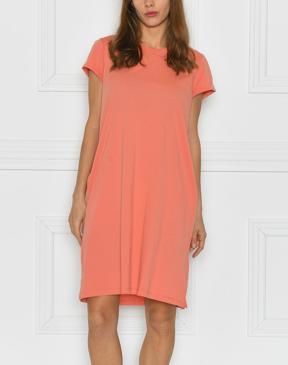 Saint Tropez BellSZ dress terra cotta - Online-Mode