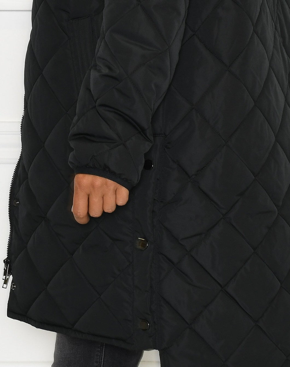 Saint Tropez Christel jacket black - Online-Mode