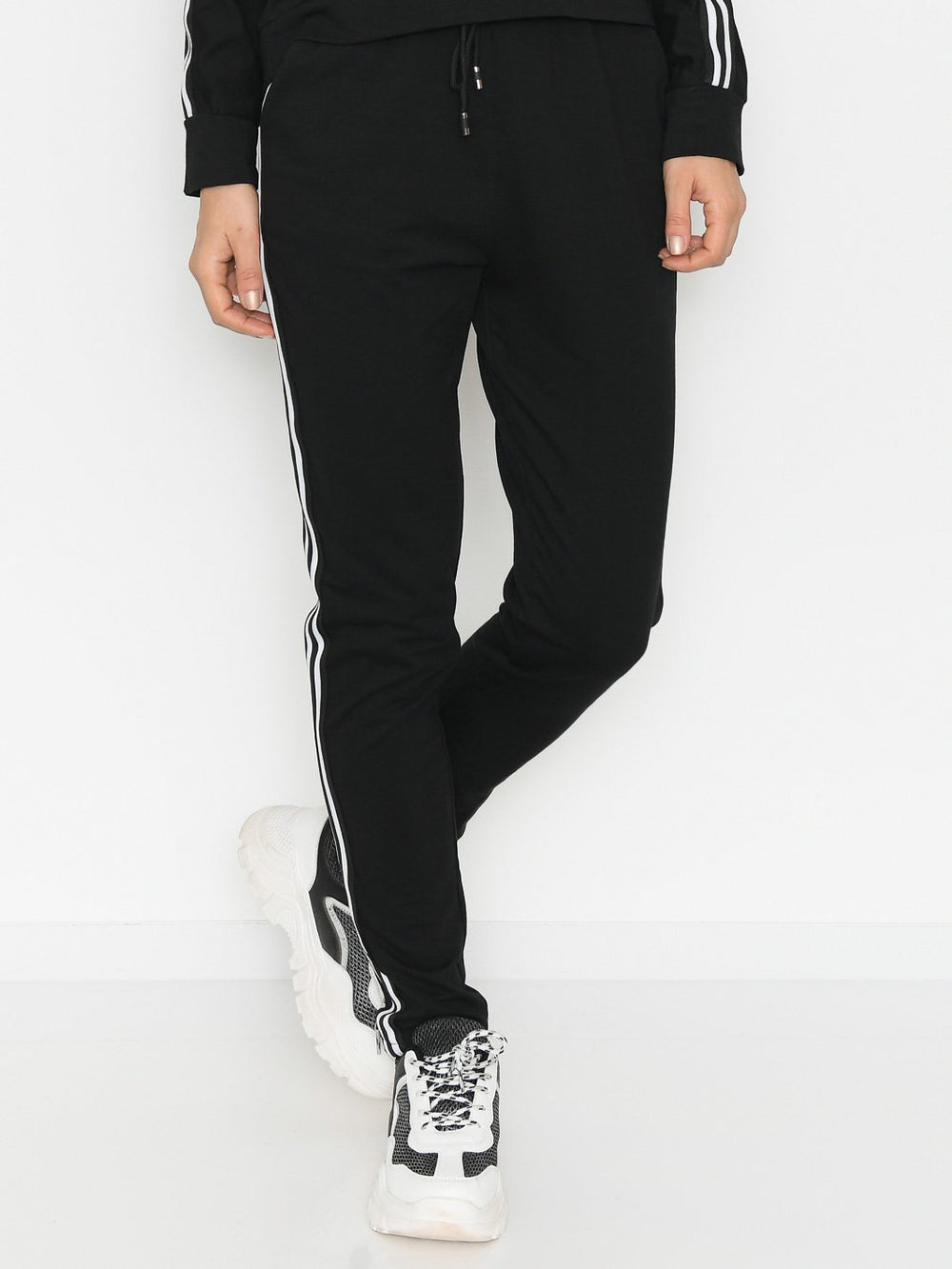 Sidney sweatpants black - Online-Mode
