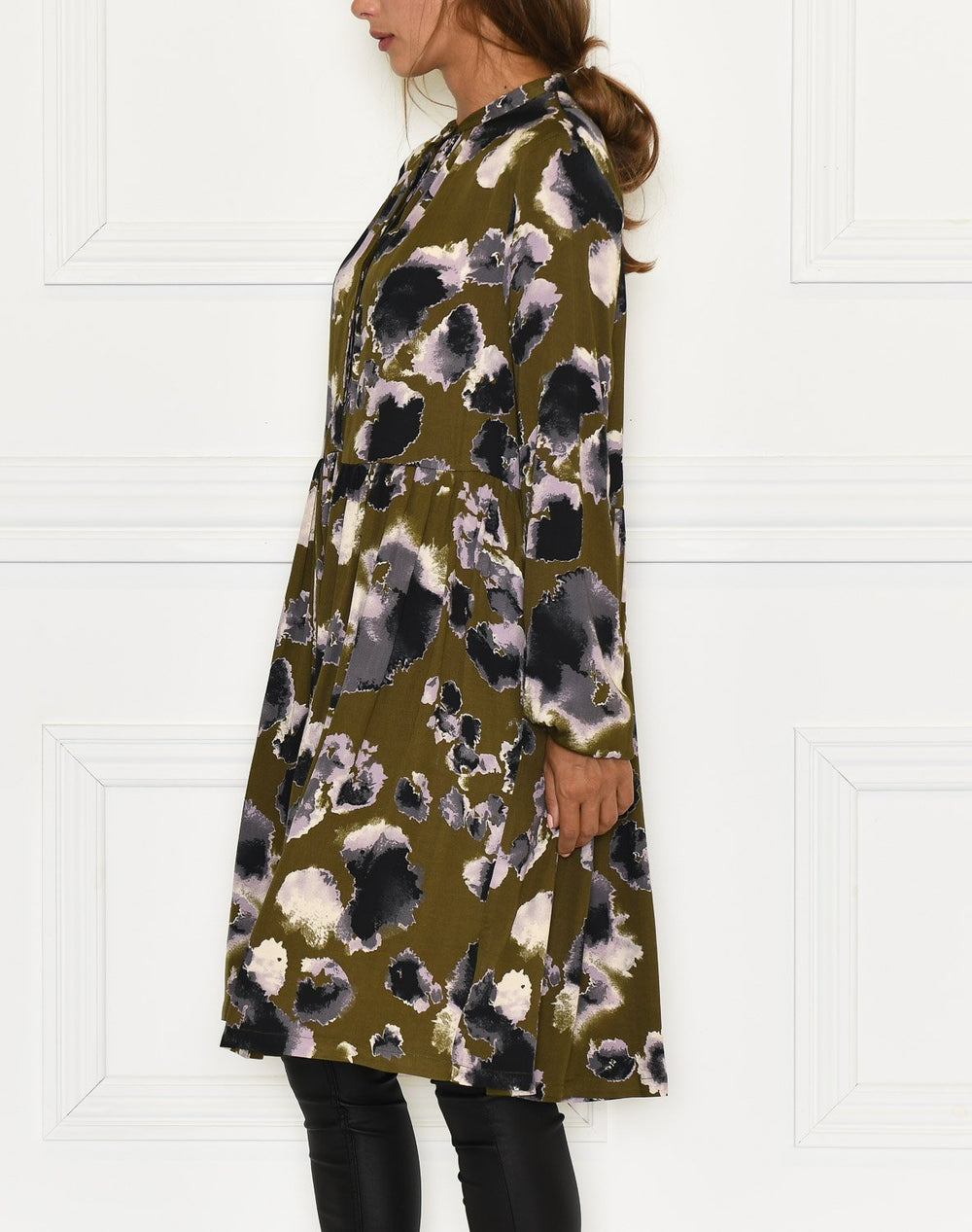 Soft Rebels Carli Dress Printed Atmos print - Online-Mode