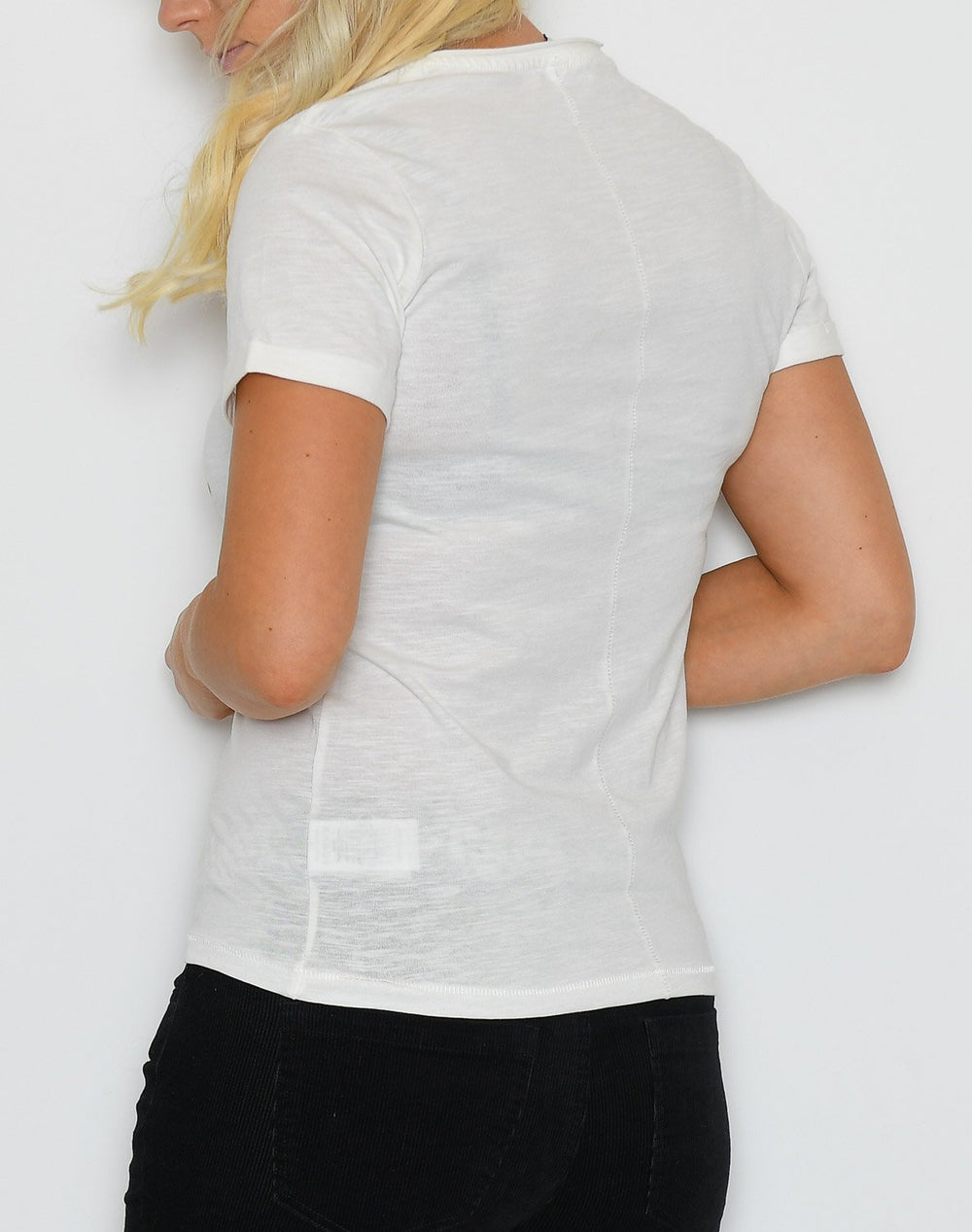 Soya Babette 6 t-shirt off white - Online-Mode
