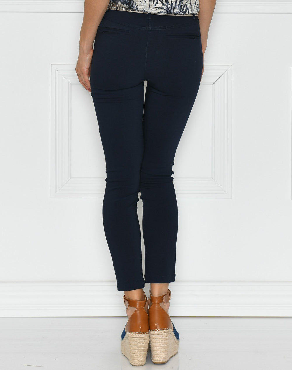 Soya Lilly 29 pants navy - Online-Mode