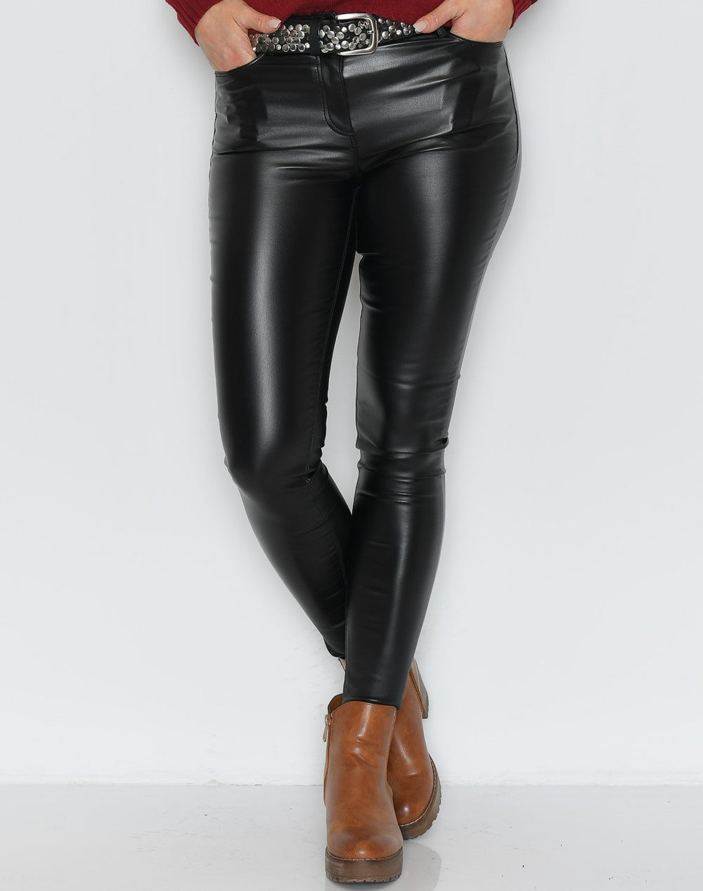 Soya Pam 3 pants black - Online-Mode