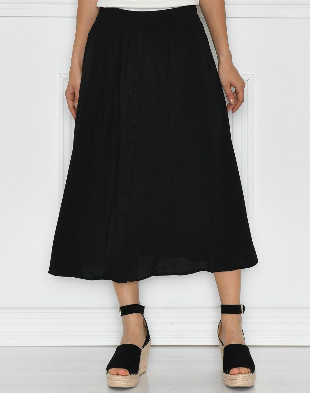 Soya Radia 74 skirt black - Online-Mode
