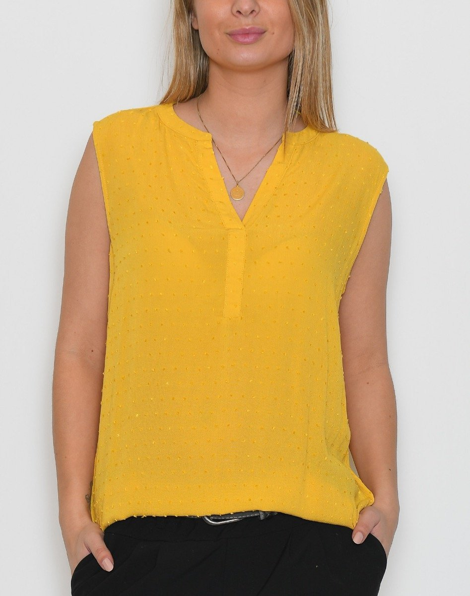 Soya Viola 1 top yellow - Online-Mode