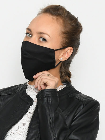 Stofmaske endless nights black - Online-Mode