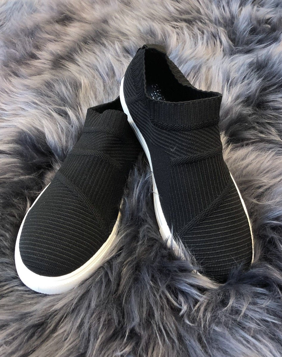 Tyra sneakers black - Online-Mode