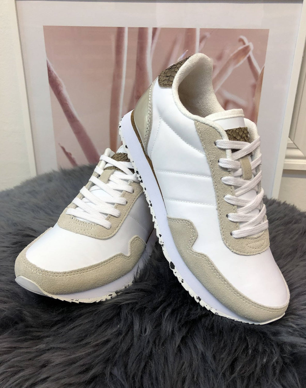 Woden Nora III sneakers bright white - Online-Mode