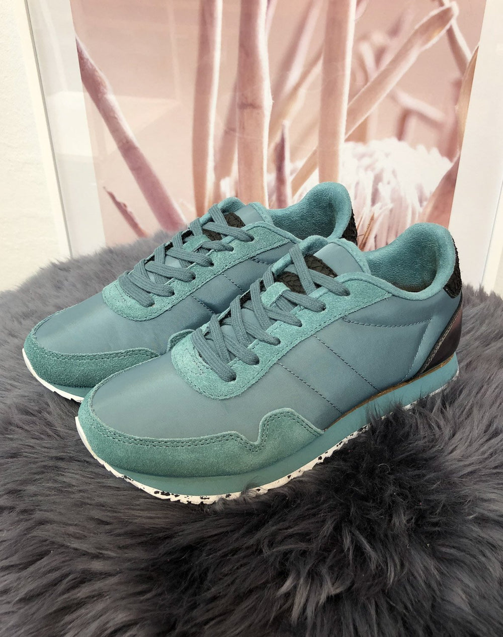 Woden Nora III sneakers north atlantic - Online-Mode