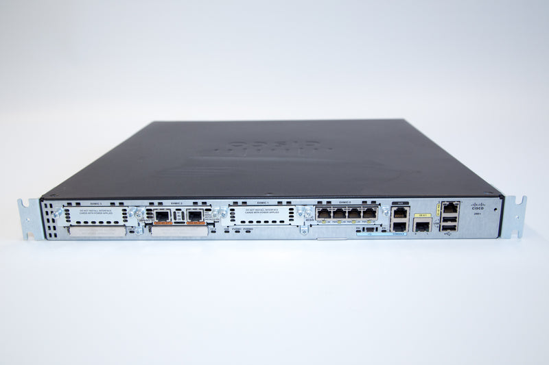 Cisco 2901 ISR inkl. UC License - REFURBISHED - CISCO2901/K9
