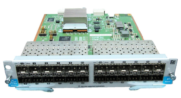 HP 24-Port GbE SFP v2 zl Modul - REFURBISHED - J9537A