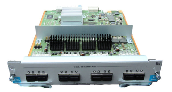 HP 8-Port 10GbE SFP+ v2 zl Module - REFURBISHED -J9538A