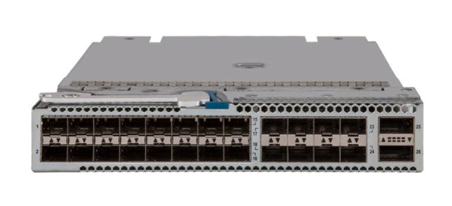 HPE 5930 24p SFP+ and 2p QSFP+ Mod - REFURBISHED - JH180A