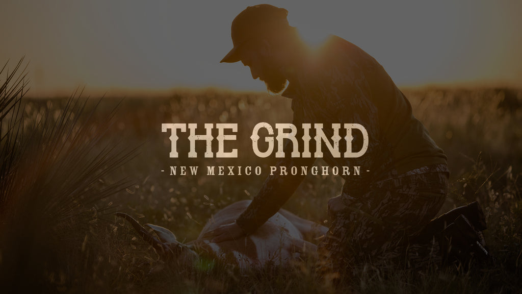 The Grind - New Mexico Pronghorn