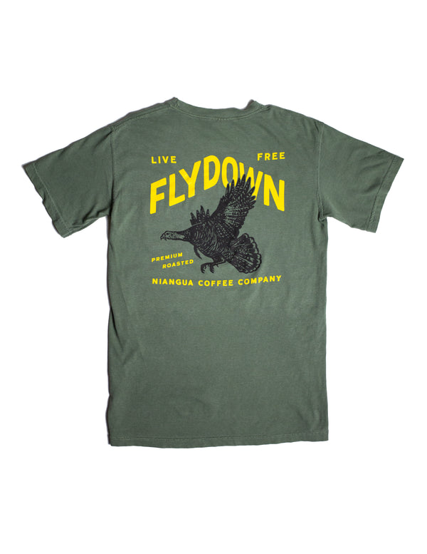 Flydown Tee
