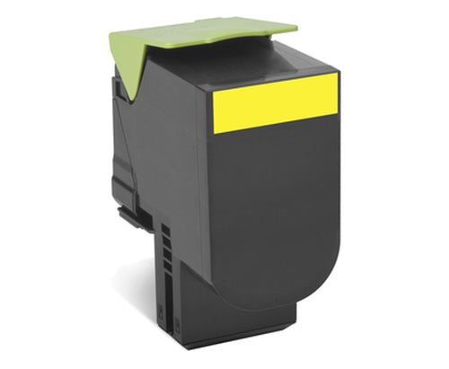 LEXMARK Yellow Toner Cartridge - RamWare