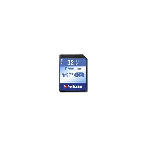 verbatim - 32gb secure digital sdhc class 10