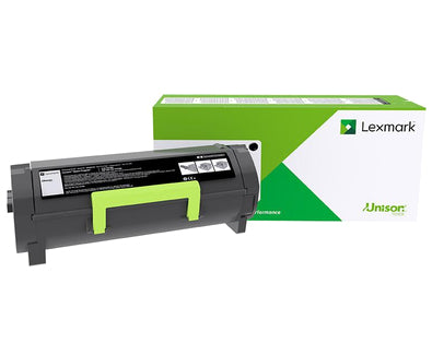 LEXMARK 505UE MS510 / MS610 Black Ultra High Yield Toner Cartridge - RamWare