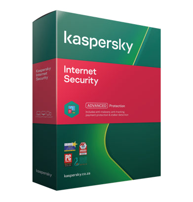 Kaspersky Internet Security 2020 1+1 device1 year Retail