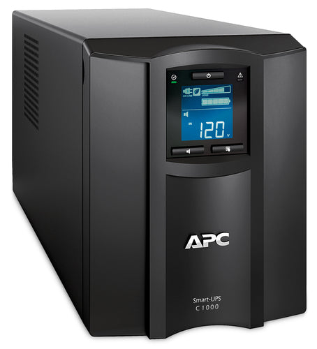 APC Smart-UPS C 1000VA LCD 230V with SmartConnect - ramware