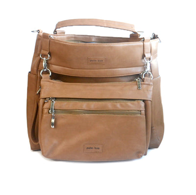 Vegan Leather PB Full Convertible Set