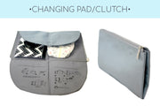 Pre-order PB Convertible Diaper Changing Bag
