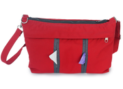 Peke-buo™ Sport- RED Diaper Changing Bag-available on amazon