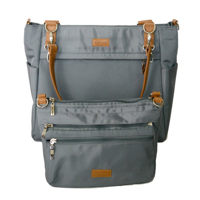 Pre-order GRAY Nylon PB Convertible Set