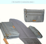 GRAY Nylon PB Convertible Set