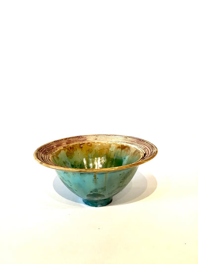 Crystalline Bowl by Victoria Malone