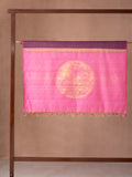 Universe Design Woven In Regal Purple Pure Kanchipuram Silk Saree with Gold Zari