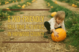 Fall Family Fun in Haywood County