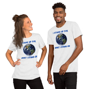 Earth Environmental Climate Change Short-Sleeve Unisex T-Shirt
