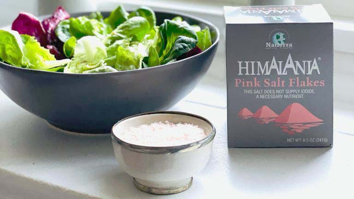 Four Ways to Use Himalayan Pink Salt in Everyday Dishes