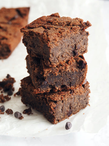 paleo chocolate brownie natierra