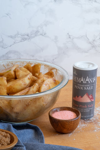 himalania pink salt flakes natierra baking