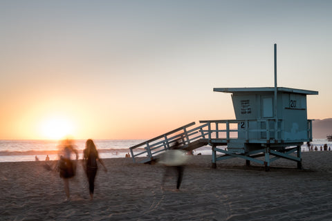 5 best places to watch sunset in Los angeles california natierra