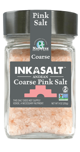 Natierra Coarse InkaSalt Jar NATIKGJC9 812907013485