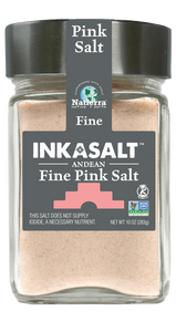 Natierra Fine InkaSalt Jar NATIKGJF10 812907013478