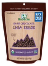 Organic Dark Chocolate Chia Seeds